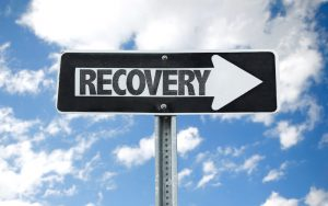 Recover is this way...