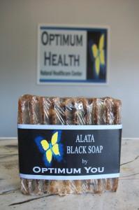 Optimum You Black Soap