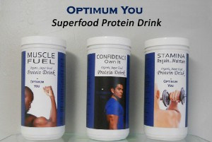 Optimum You Protein Drink