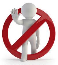 Stop/Avoid!
