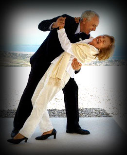 waltz dance elderly